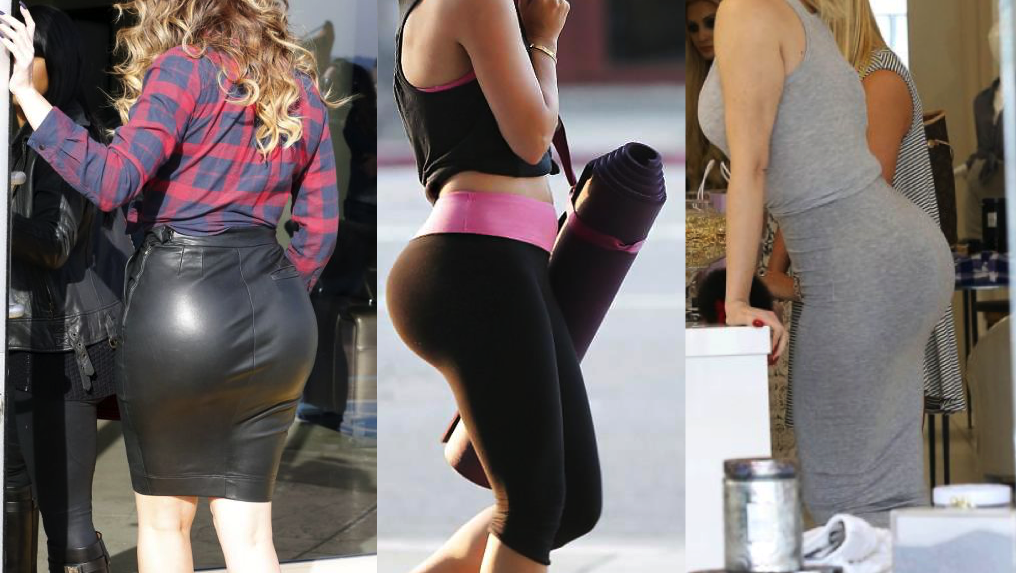 Hot Girls With Big Butts