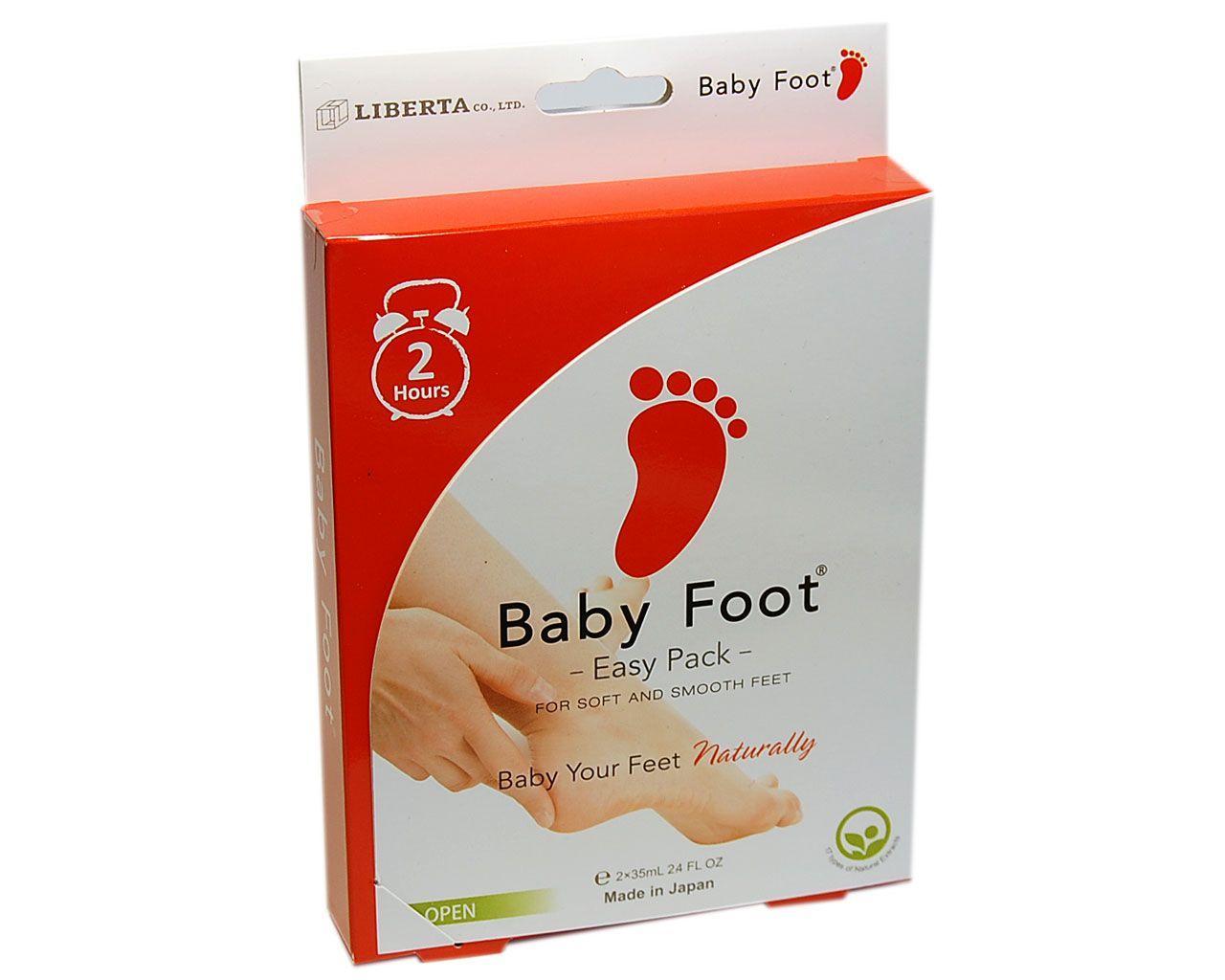 babyfoot-pakning