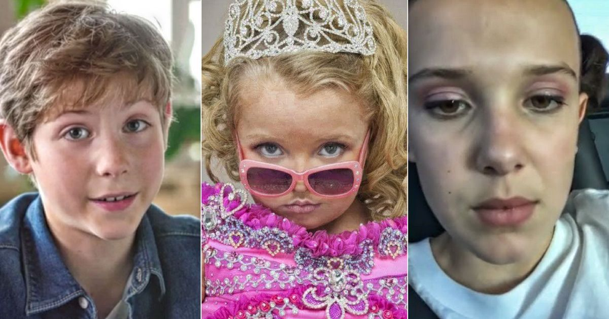 10 Current Child Stars Who Will Go Far And 10 Who Already ...
