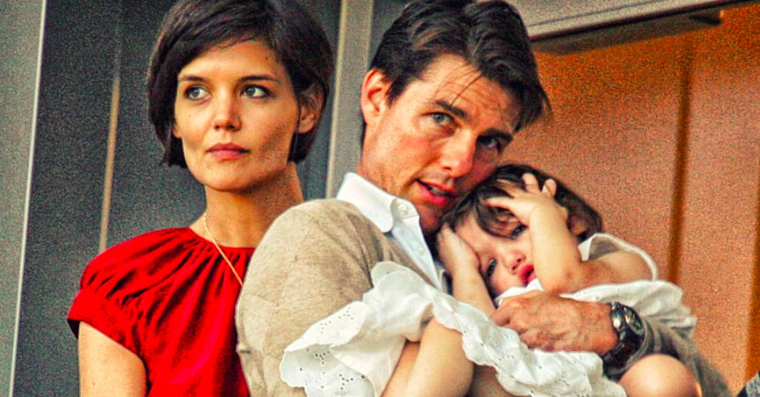 Tom Cruise And Katie Holmes InNot Splitting Up Shock new pictures