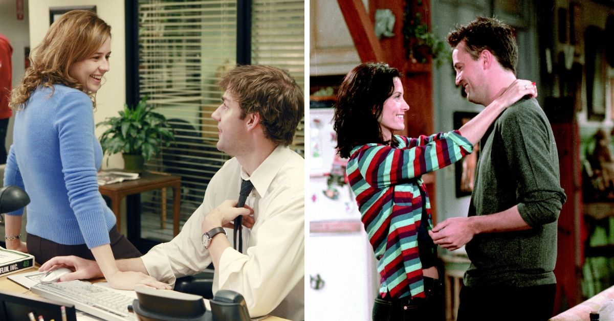 Which TV Couple We'd Be In, According To Our Myers-Briggs