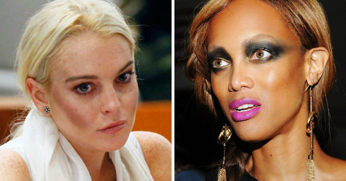 20 Cringy Celeb Makeup Fails And 5 Who