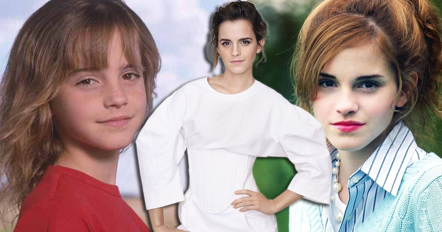 20 Little Known Facts About Emma Watson S Childhood Thetalko