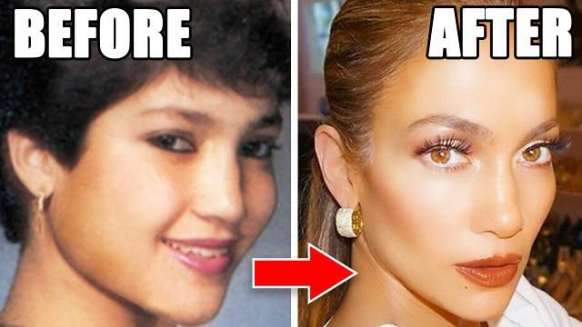 10 SHOCKING Celebrity Transformations After The Fame